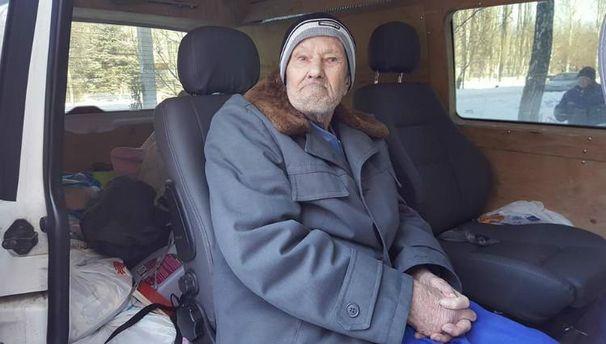Василь Андрійович не пережив осбтрілу