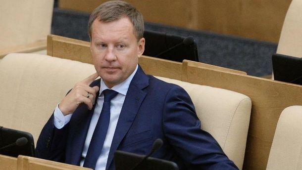 Денис Вороненков о голосовании за аннексию Крыма