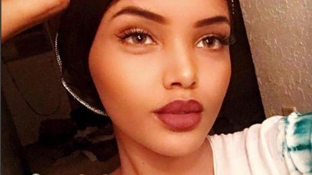 Халіми Аден підкорила усіх красою