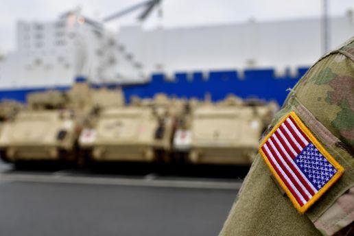 Військовий США