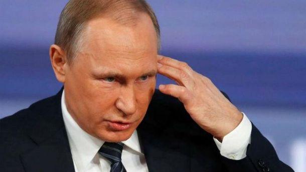 Володимир Путін, фактично, вийшов з мінського процесу