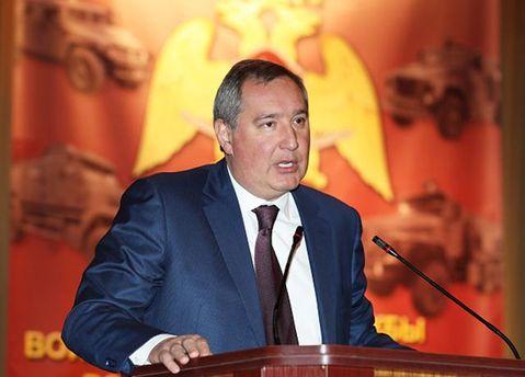 Дмитро Рогозін вихваляє російські балістичні ракети