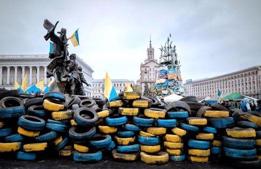 В Украине отмечают третью годовщину Революции Достоинства