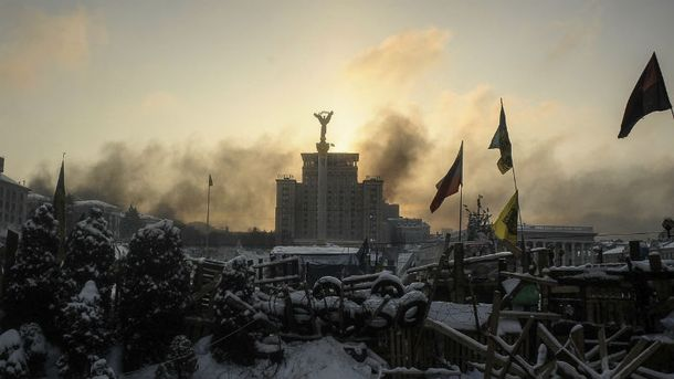 Євромайдан, 2014