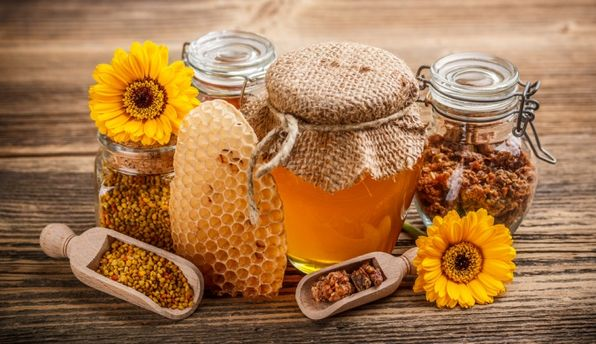 Продукти бджільництва