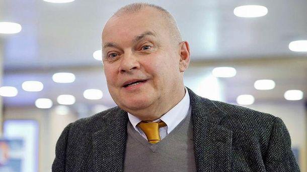 Дмитрий Киселев работает против Путина?