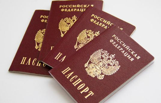 Россия планирует ввести свои паспорта на Донбассе
