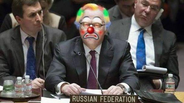 Віталій Чуркін був відомий своїми неправдивими заявами в ООН