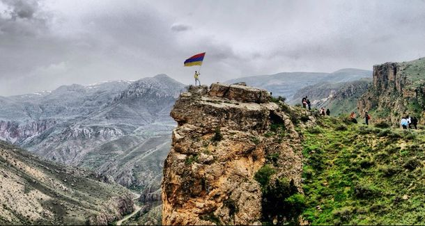 Нагірний Карабах (Арцах)