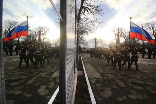Российские военные в Крыму злоупотребляют наркотиками