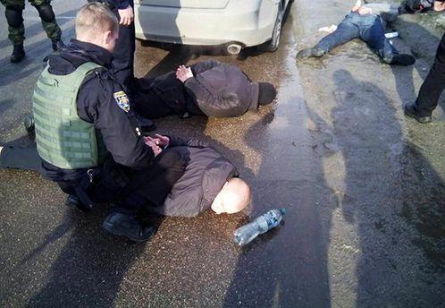 Поліція затримала учасників перестрілки в Кропивницькому