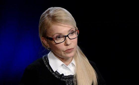 Тимошенко не верит заявлению Савченко