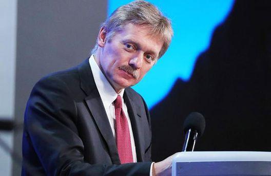 Дмитро Пєсков неохоче говорить про можливе визнання Росією