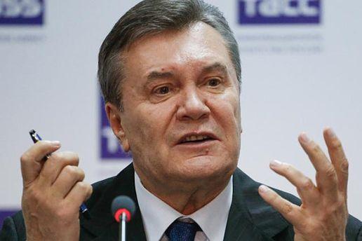 Янукович напишет письмо Трампу