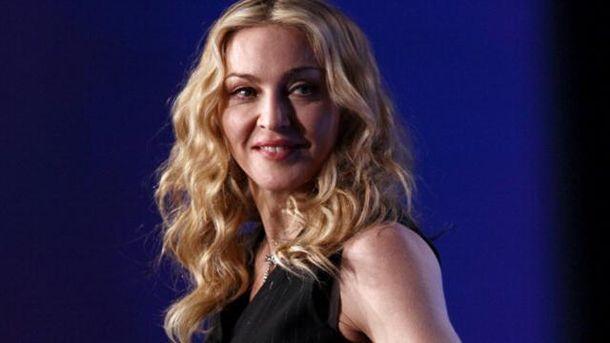 Мадонна теперь многодетная мама