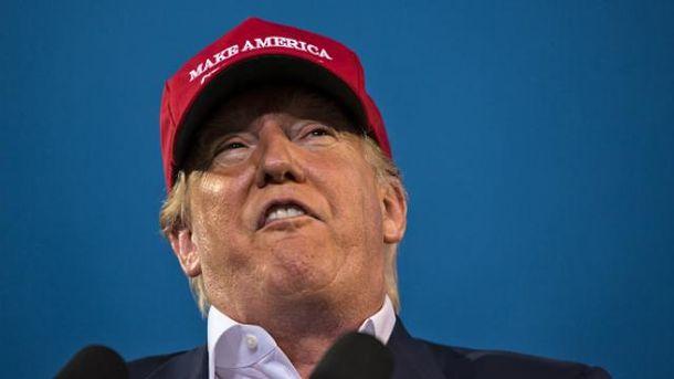 Трамп задав риторику
