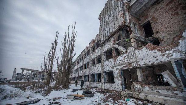 Як зараз виглядають руїни Донецького аеропорту