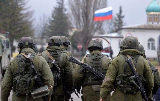 Российские военные без опознавательных знаков участвовали в аннексии Крыма