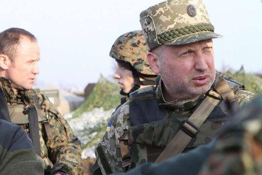 Секретар Ради національної безпеки та оборони України Олександр Турчинов