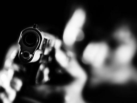 Дуло пістолета