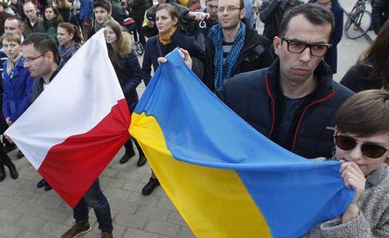 Польшу с Украиной пытается рассорить Россия