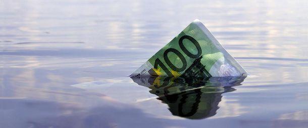 Евро потерял почти 20 копеек