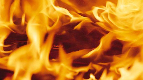 В результате пожара погибла женщина