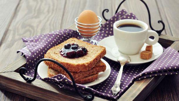 Міфи про сніданок