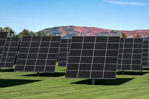 Генерація сонячної енергії