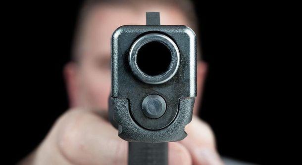 Стріляли у чоловіка