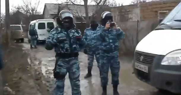 11 арестованных в Симферополе крымских татар не выходят на связь