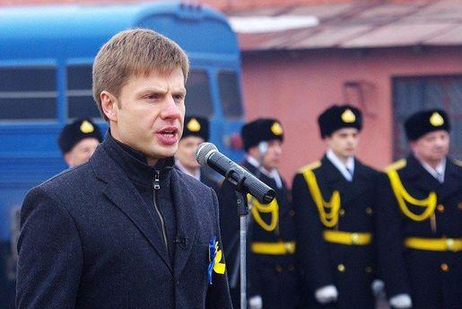 Нардеп из БПП Алексей Гончаренко