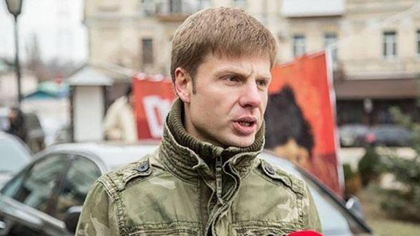 Нардеп від БПП Олексій Гончаренко