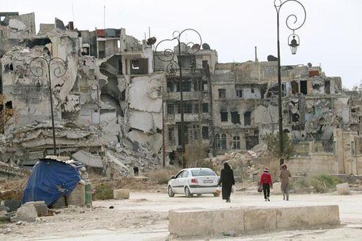 Россия призовет другие государства восстановить Сирию
