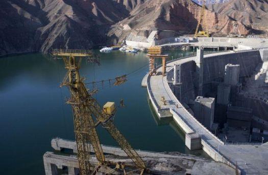 Крупные ГЭС способны обеспечить электроэнергией Украину