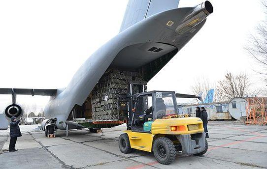 Літак Ан-178 випробували на витримку