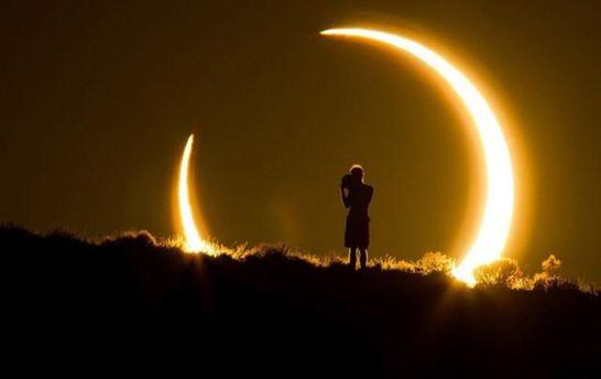 Кольцеобразное затмение солнца смогут увидеть и украинцы