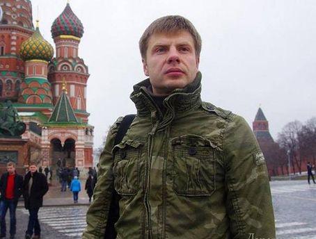 Алексея Гончаренко похитили, однако сейчас он в безопасности
