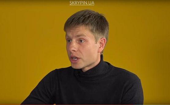Алексей Гончаренко имеет интересные родственные связи