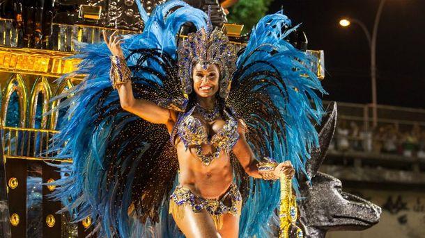 Бразильський карнавал