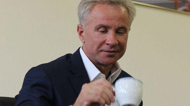 Бізнесмен Юрій Коюск