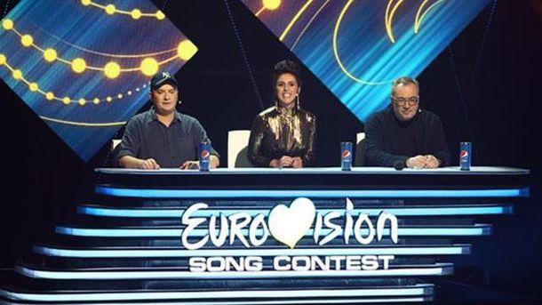 Журі Євробачення-2017