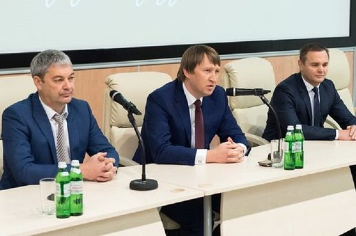 Призначення Григоровича головою Держлісагентства