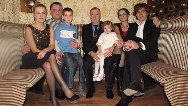 Родина Кушнарьових