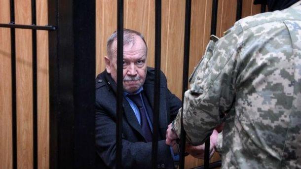 Подозреваемый в похищении Гончаренко