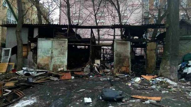 Последствия смертельного пожара