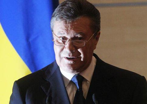 Янукович звинувати своє оточення у розгоні Майдану