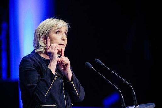Марін Ле Пен навряд чи стане президентом Франції