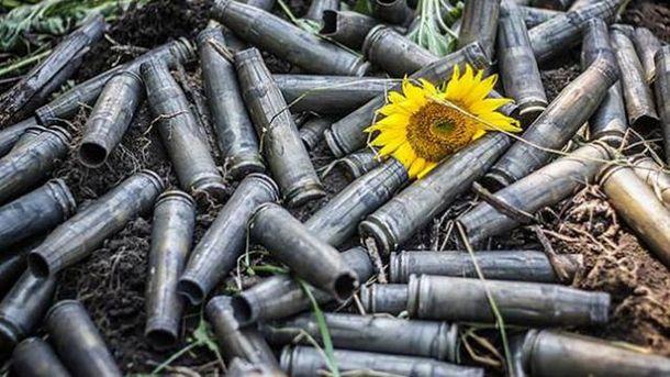 Потери украинских военных