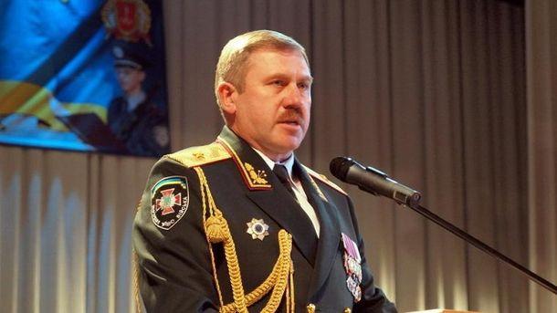 Генерал-лейтенант Юрий Аллеров